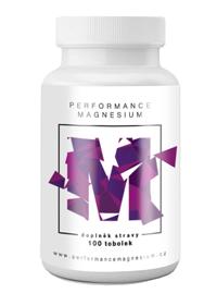 Performance Magnesium 400 mg